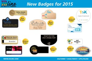 New Badges