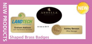 Brass Badges