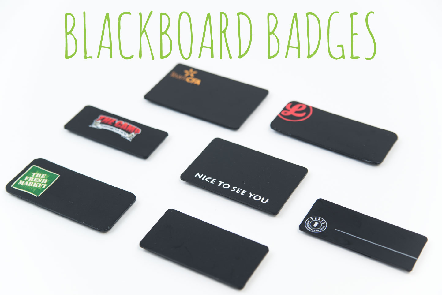 Blackboard Badges